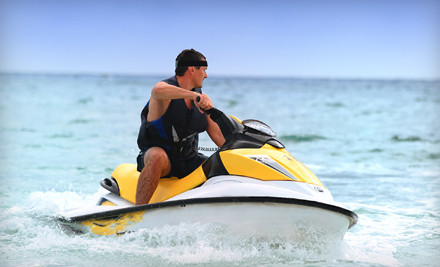 Weekday WaveRunner Rental For One (a $129 value)  - Jet Action Rentals in Tempe