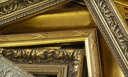 $100 Towards Custom Framing  - Ann Jackson Gallery in Roswell