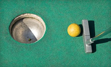 $40 Groupon to Mulligan's Island Golf & Entertainment - Mulligan's Island Golf & Entertainment in Cranston