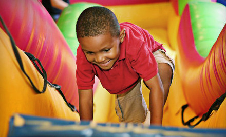 1-Month Unlimited Jump Pass (a $50 value) - Mighty Jumps Party and Play Center in Atlanta