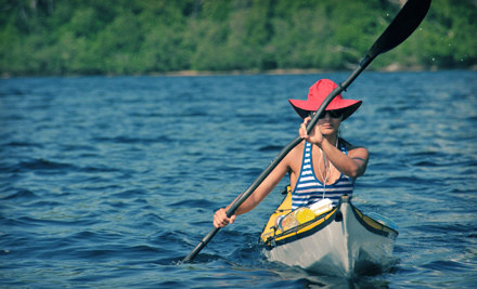3-Hour Quick-Start Kayak Class ($100 value) - Texas Pack & Paddle in