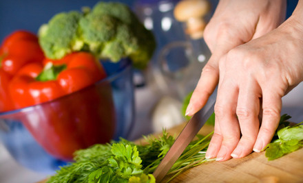 Cooking Class for 1 - Hallowed Herbs Tea House & Cooking School in Quincy