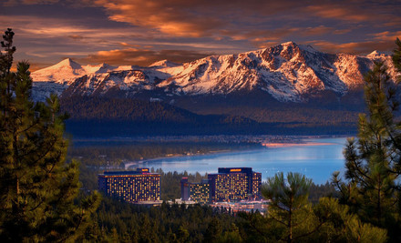 Two-Night Stay for Two in a Luxury or Premium Room, Valid SundayThursday Through May 24 - Harveys Lake Tahoe in Stateline