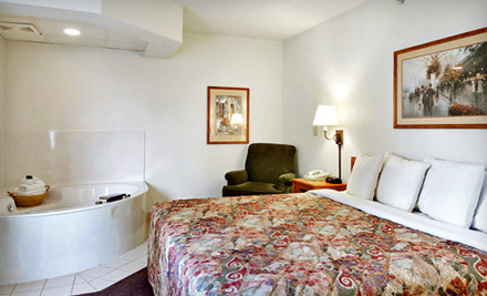 Romantic 1-Night Getaway for Two (a $200 value) - AmericInn Lodge & Suites in Oakdale