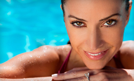 1 Rejuvasun Red-Light-Therapy Session and 1 Mystic Spray Tan (a $55 value) - Willow Glen Tanning in San Jose