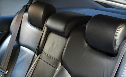 Auto-Care Package with Mini Detail and Leather Cleaning (a $185 value) - Auto Concierge in Katy