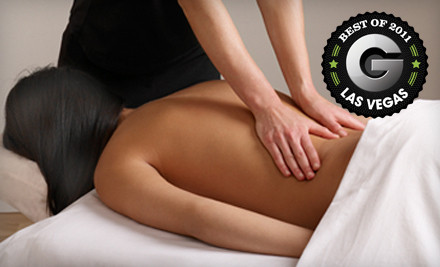 55-Minute Regular or Aromatherapy Massage  - Elements Therapeutic Massage in Henderson