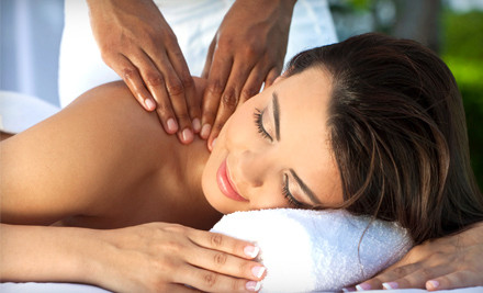 60-Minute Massage (an $80 value) - Terra Spa Aveda in Dedham