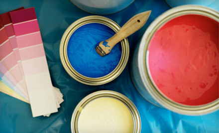 Interior Painting for 1 Room (a $266 value) - Never Paint Again Companies LLC in