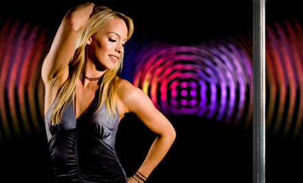 3 Pole-Dancing and Fitness Classes - Romance and Dance Pole Aerobics in Carson