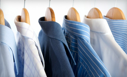 $20 Worth of Dry Cleaning - The Dry Cleaning Shoppe in White Bear Lake