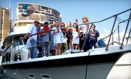 Odyssey Yacht Charter - Odyssey Yacht Charter in San Pedro