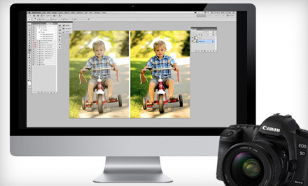 Beginners Online Photography Class (a $99 value) - Chimpsy in