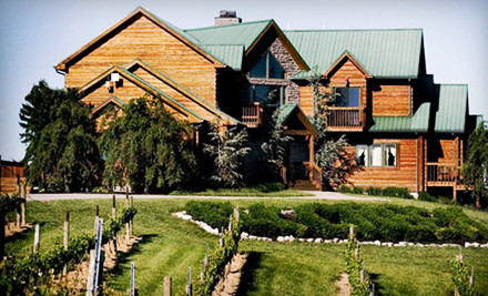1-Night Getaway for Two - Elk Creek Vineyards in Owenton