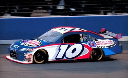 The Auto Club 400 on Sun., Mar. 25 at 12PM: 1 General-Admission Ticket Rows 34-40 - Auto Club 400 NASCAR Race in Fontana