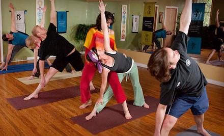 Spirit Rising Yoga & Healing - Spirit Rising Yoga & Healing in