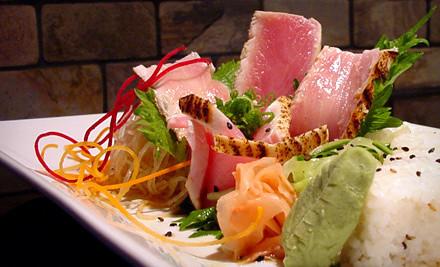 Dinner for 2 - Typhoon Asian Bistro in Boston