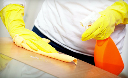 2-Hours of Housecleaning (a $120 value) - Moon Maids Cleaning Agency in