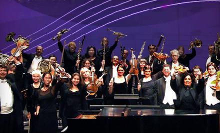 South Florida Symphony Orchestra with Pianist Jeffery Chappell on Fri., Mar. 9 at 8PM: One Ticket - South Florida Symphony Orchestra in Coral Gables