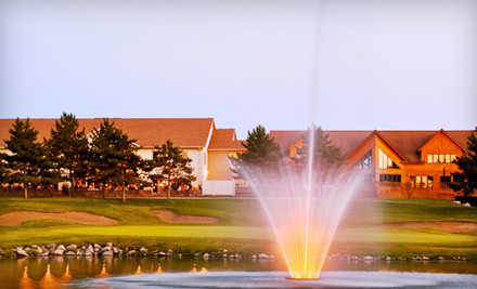 One Round of Golf and $25 Voucher Towards Lunch at Willy T's Tavern & Grill - Thumper Pond Resort in Ottertail