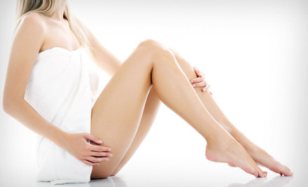 3 Laser Hair-Removal Treatments on a Small Area - Skin Savve in Hermosa Beach