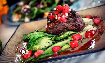 3-Course New American Meal for 2 - Summer Stock in Dennis