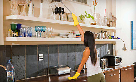 One 3-Hour Session of Professional Housecleaning (a $143 value) - The Personal Concierge in