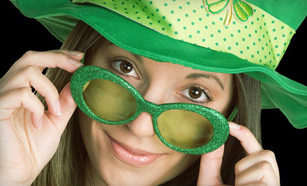 2-Day All-Access Outing to The Luck of the Irish D.C. Pub Crawl for 1 (a $25 value) - Pubcrawls.com in