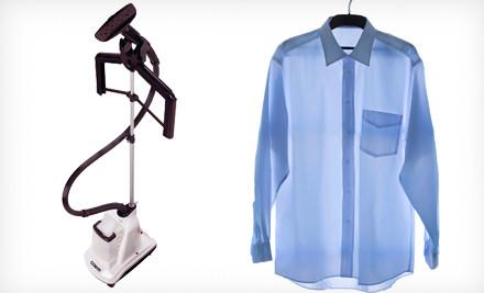 Groupon Goods - Conair Deluxe Garment Steamer in