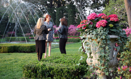 Admission for Two to a Sip and Stroll Tour (a $20 value) - Bayou Bend Collection and Gardens in Houston