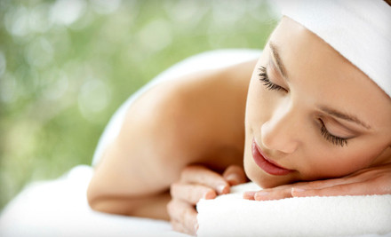 Choice of a 60-Minute Swedish Massage or Deep-Cleansing Facial (a $90 value) - Ramon Bacaui Hair & MedSpa in Scottsdale