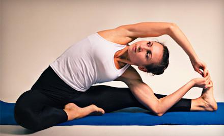 10 Drop-In Yoga Classes (a $110 value) - Emerald Yoga Studio in Pembroke