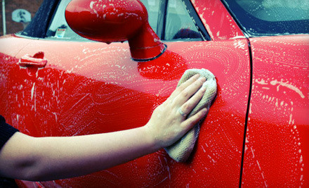 Three Manager's Special Car Washes - Harv's Car Wash in Sacramento