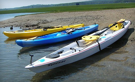 2-Hour Guided Kayak Tour for 2 (a $150 value) - EcoTourz in Sandwich
