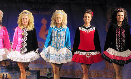 Four Weekly Irish Dance Classes (a $60 value) - Butler-Fearon-OConnor School of Irish Dance in Sherman Oaks