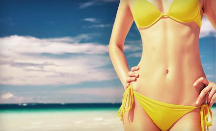 One 30-Minute Brazilian Bikini Wax (a $60 value) - Malaya Skin Studio in Pacifica
