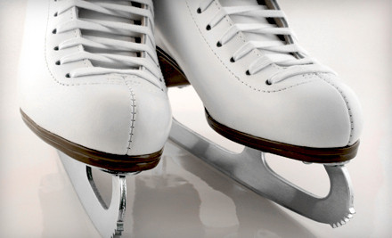 Ice-Skating Outing for 2 People  - Arcadia Ice Arena in Phoenix