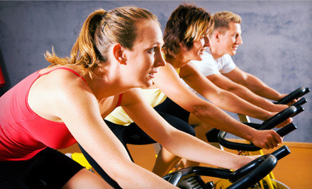 Ten 55-Minute Spin Classes (a $100 value) - Mid American Fitness in Farmington Hills