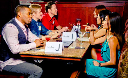 Admission for One to a Speed-Dating Party - HurryDate in