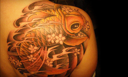 1 Hour of Tattoo Work (a $120 value) - Victor Rodriguez at Executive Tattoo Lounge in Las Vegas