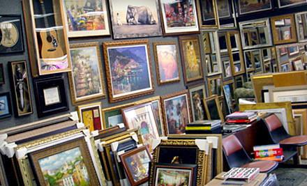 Picture Framing Outlet - Picture Framing Outlet in Whippany