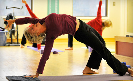 10 Yoga Classes (a $100 value) - WellStar Health Place in Marietta