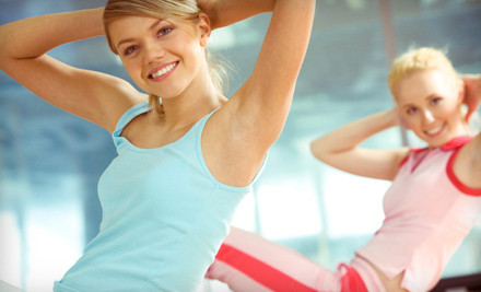 12 Women's Boot-Camp Sessions and Nutrition Plan (a $199 value) - Balanced Body Bootcamp in Peoria
