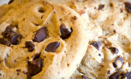 102 1st Ave. S, Suite A in Seattle: Baker's Dozen 2-Ounce Chocolate-Chip Cookies  - Cow Chip Cookies in Kent