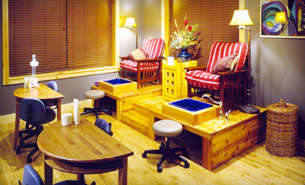 Facial Package with a 60-minute Aveda Essential Facial - Habitude Salon and Spa in Seattle