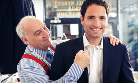 $40 Groupon to Enrique's Tailoring - Enrique's Tailoring in Los Angeles
