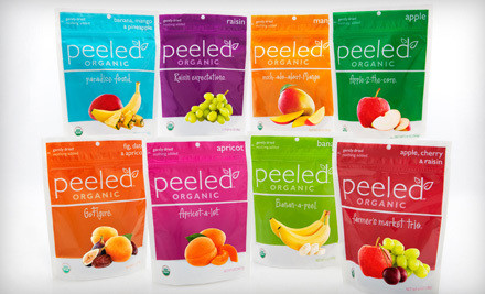 $35 Groupon to Peeled Snacks - Peeled Snacks in