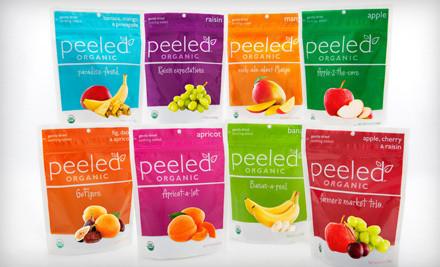 $35 Groupon to Peeled Snacks - Peeled Snacks in