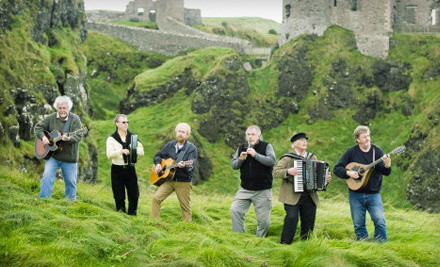 The Irish Rovers at Lynn Auditorium on Sat., Mar. 17 at 8pm: Floor and Front-Balcony - The Irish Rovers in Lynn