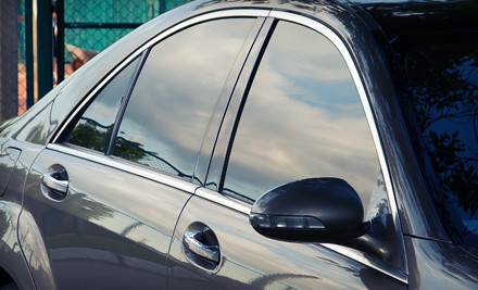 3M Window Tinting for a Two-Door Carup to Five Windows (a $299 value) - Quality Glass Tinting in Glendora